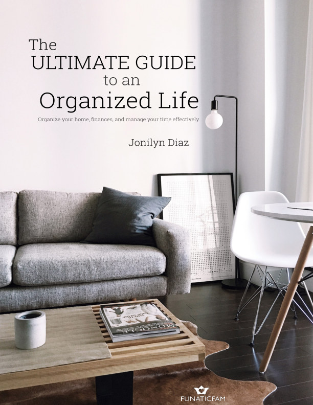 Visualizza The Ultimate Guide to an Organized Life di Jonilyn Diaz