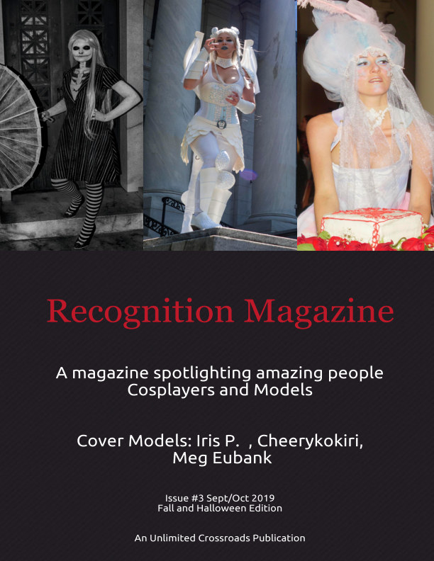 View Recognition Magazine Issue#3 by Unlimited Crossroads