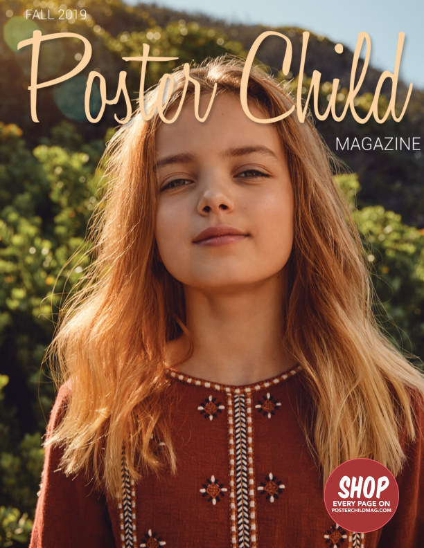 View Poster Child Magazine, Fall 2019 by Poster Child Magazine