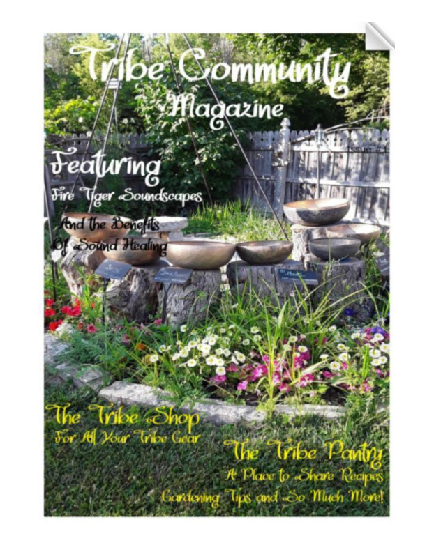 View Tribe Community Magazine by Jeannie Stewart