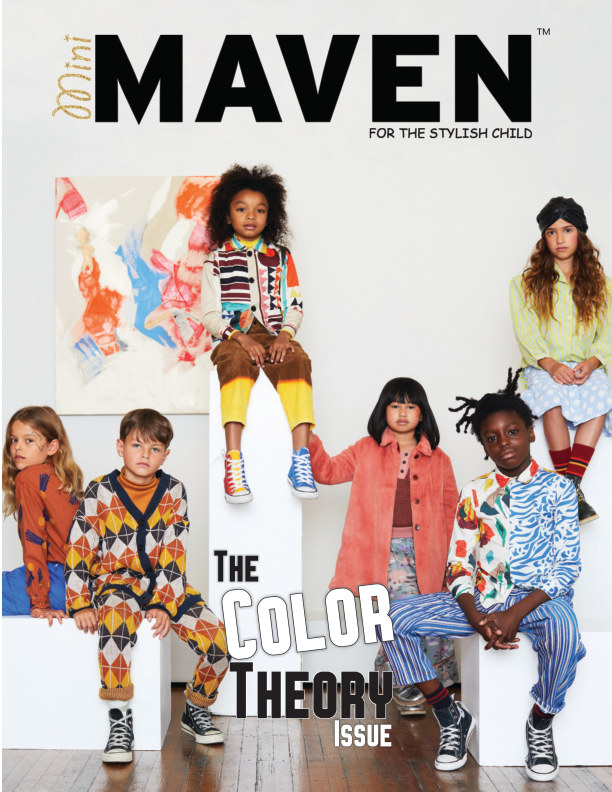 View The Color Theory Issue FW19 by Mini Maven Magazine