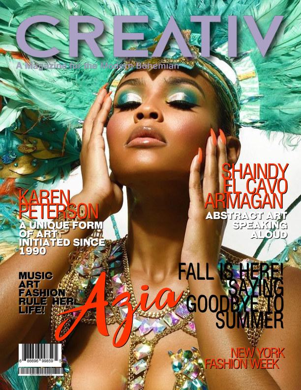 View Creativ Magazine Issue #34 by CREATIV MAGAZINE INC.