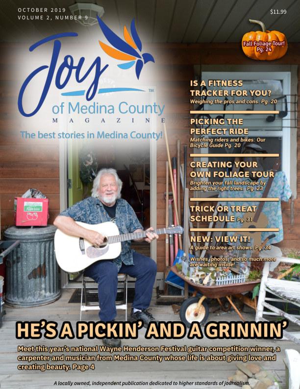 View Joy of Medina County MagazIne October 2019 by Blake House Publishing