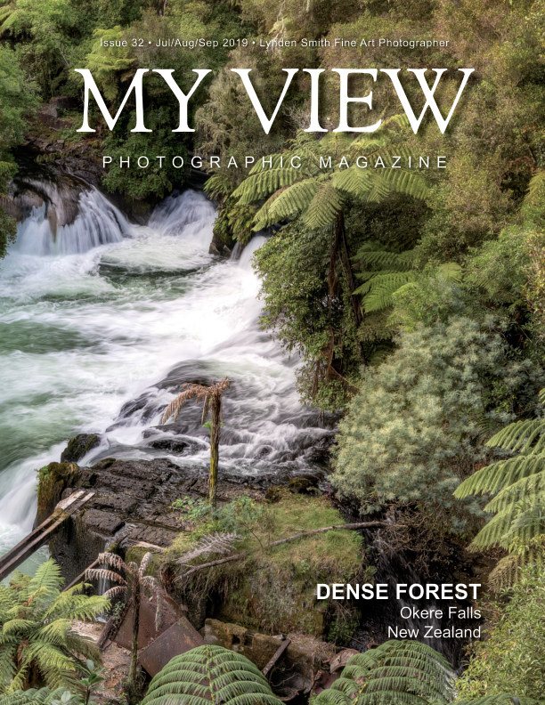 View My View Issue 32 Quarterly Magazine by Lynden Smith