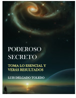 Poderoso Secreto book cover