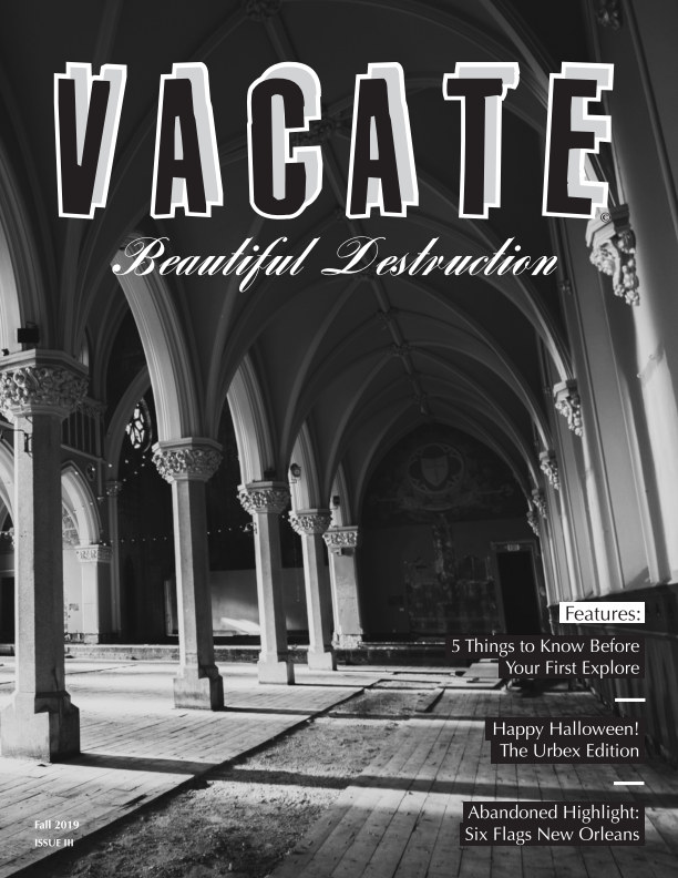 View Vacate Magazine: Issue III by Amanda Milot