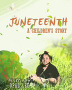 Juneteenth a Children's Story book cover