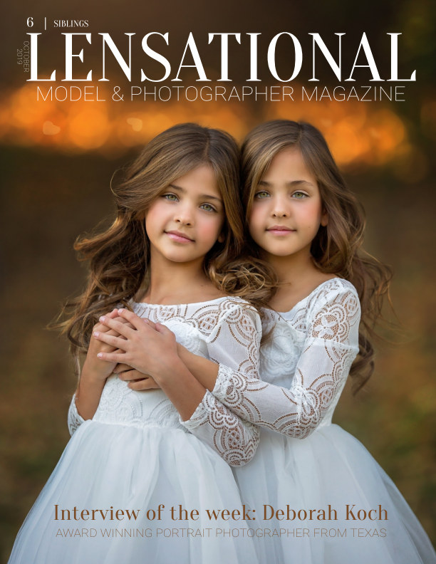 View LENSATIONAL Model and Photographer Magazine #6 Issue | Siblings - October 2019 by Lensational Magazine