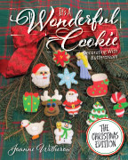 It's A Wonderful Cookie book cover