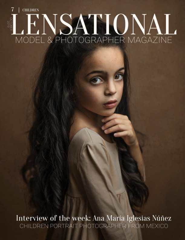 View LENSATIONAL Model and Photographer Magazine #7 Issue | Children - October 2019 by Lensational Magazine
