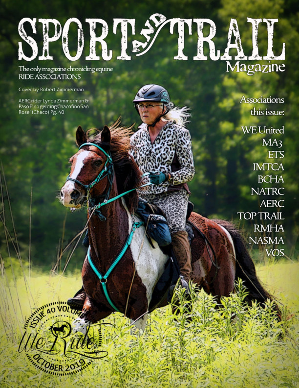 View Sport and Trail Magazine October 2019 by Aponi Studios