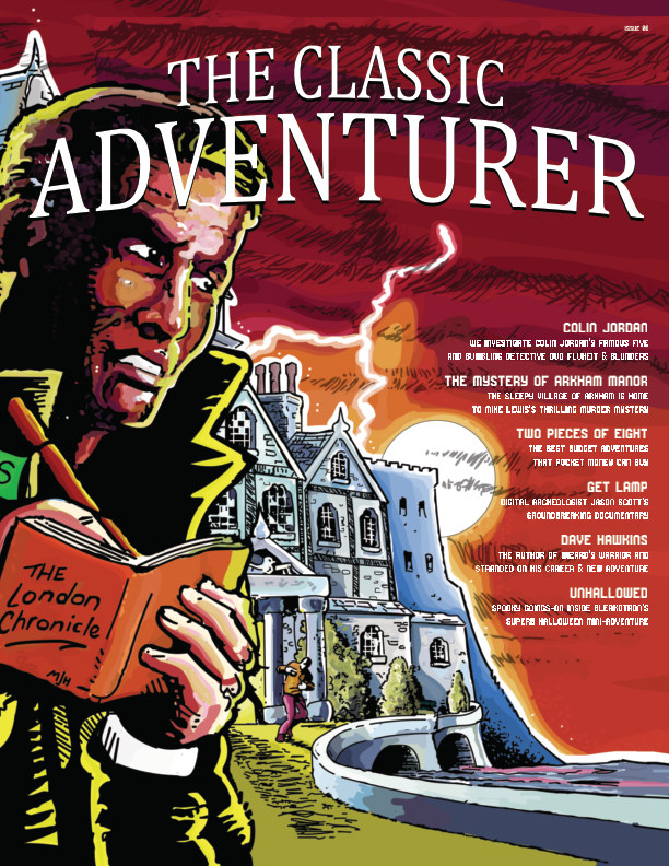 View The Classic Adventurer - Issue 06 by Mark James Hardisty