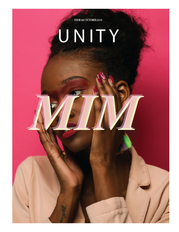 View MIM Issue 6 (Fall 2019) by Ally Godsil