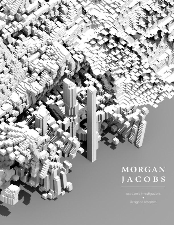 Ver Academic Investigations + Designed Research por Morgan Jacobs