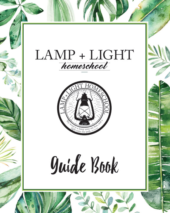 View Lamp+Light Y1 Guide by Lamp+Light Homeschool