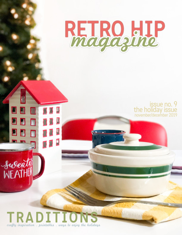 View Retro Hip Magazine - Issue no. 9 by Andrea Gray / retrohipmama