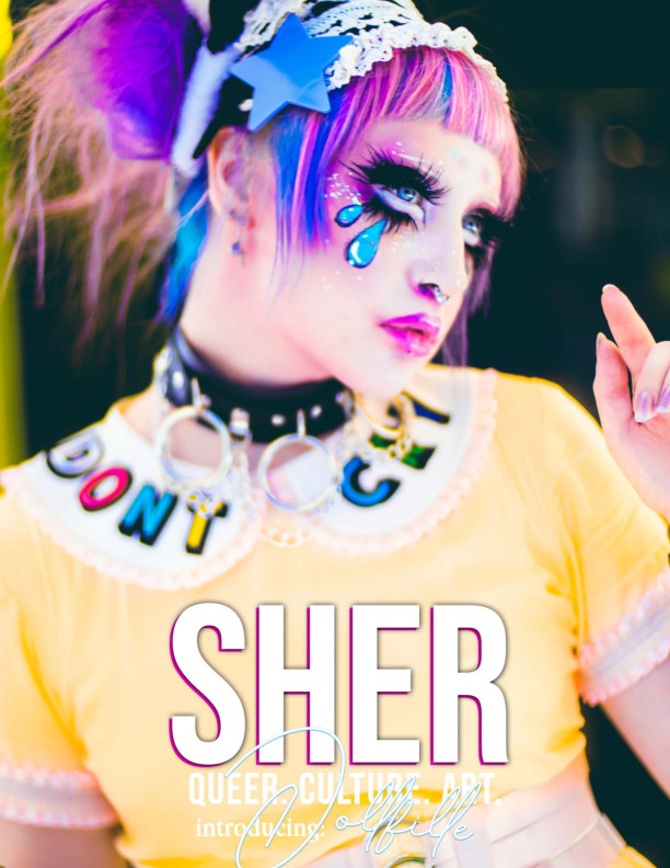 View Sher Magazine: Issue 4 by Carlos Alicea