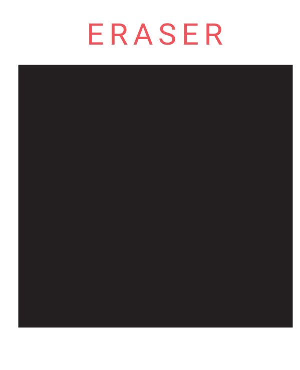 View Eraser, Vol.1 (Hardback) by Curating Contemporary