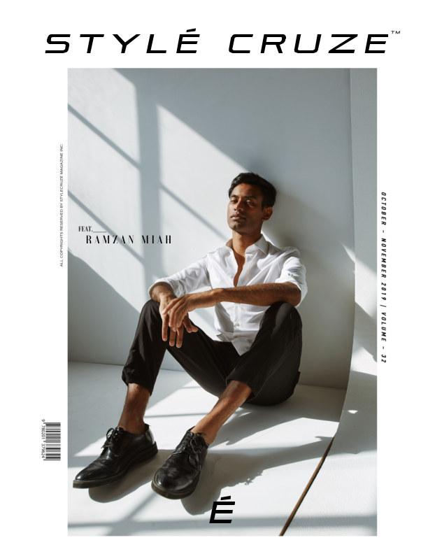 View November 2019 Issue (Vol: 32) | STYLÉCRUZE Magazine by Divyesh Pillarisetty