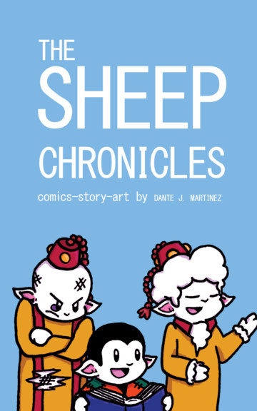View The Sheep Chronicles by Dante James Martinez