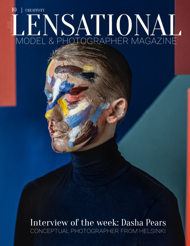 View LENSATIONAL Model and Photographer Magazine #10 Issue | Creativity - November 2019 by Lensational Magazine