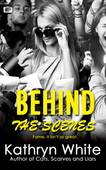 View Behind the Scenes by Kathryn White