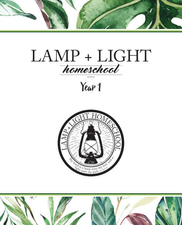 View Lamp+Light Y1 Curriculum by Lamp+Light Homeschool