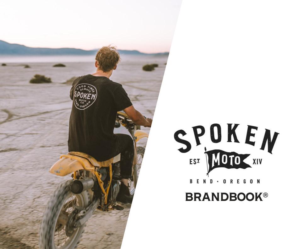 View Spoken Moto BrandBook® by Citizen + Co.