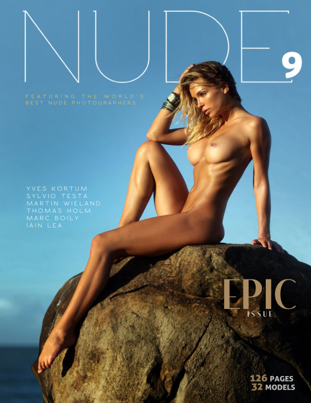View NUDE magazine  Numero #9  Epic issue by NUDE Magazine