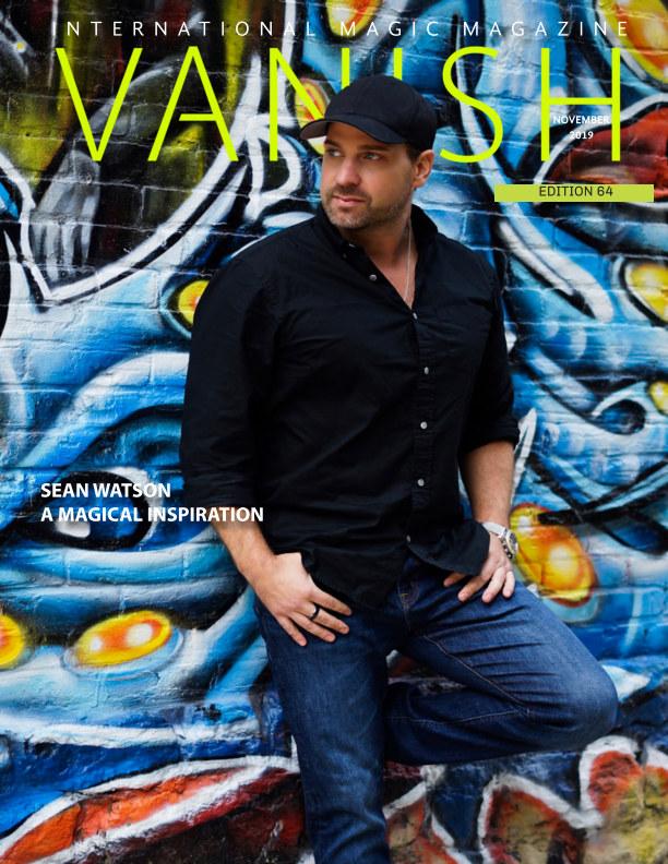 View Vanish Magic Magazine Edition 64 by Paul Romhany