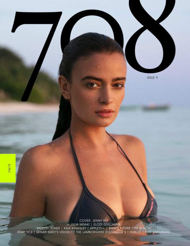 View 708 Magazine Issue #9 - Standard Edition by 708 Magazine
