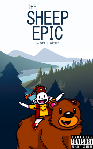 View The Sheep Epic by Dante James Martinez