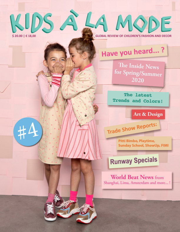 View Kids a la Mode Issue #4 by Janet A. Jacobs