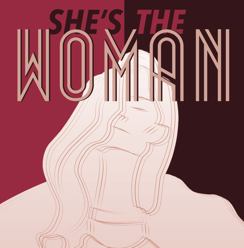 View She's The Woman by Lauren Patrick