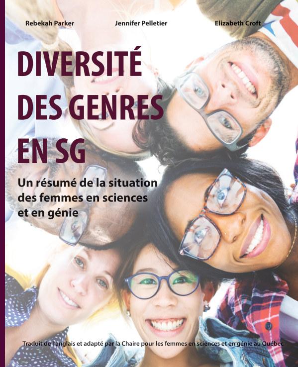 View La diversité des genres en SG by Parker, Pelletier, Croft