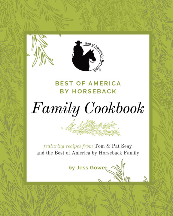 View Best of America by Horseback Family Cookbook by Jess Gower