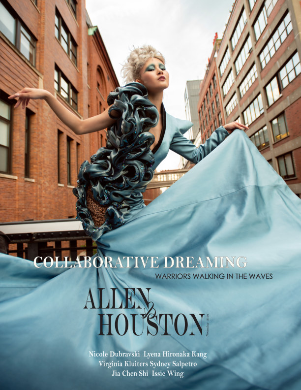 View November2019-Collaborative Dreaming by Allen and Houston Magazine