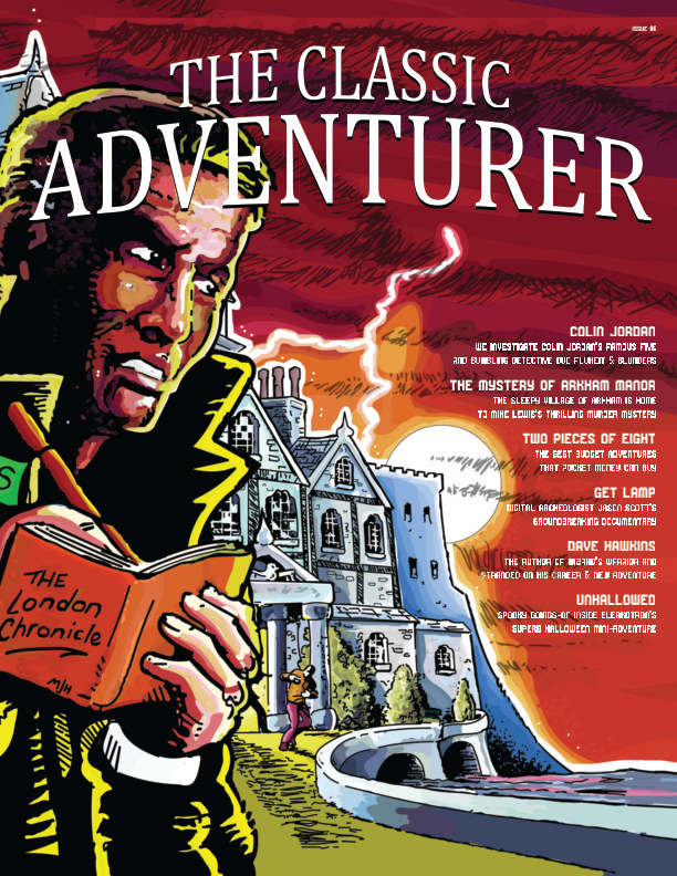 View The Classic Adventurer - Issue 06 (v2) by Mark James Hardisty