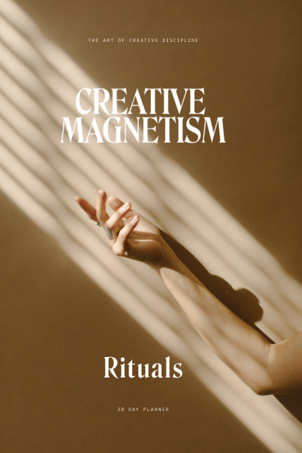 View Creative Magnetism by Arlene Delgado