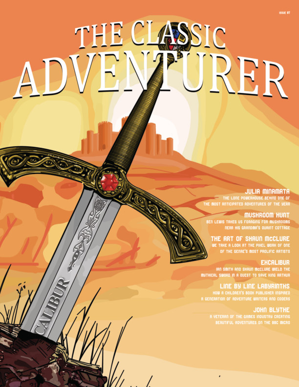 View The Classic Adventurer - Issue 07 by Mark James Hardisty