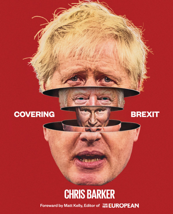 View Covering Brexit by Chris Barker