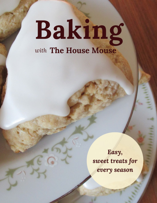 View Baking with The House Mouse by The House Mouse