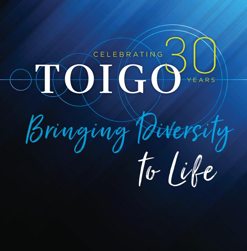 View Toigo Celebrating 30 Years by Toigo Foundation
