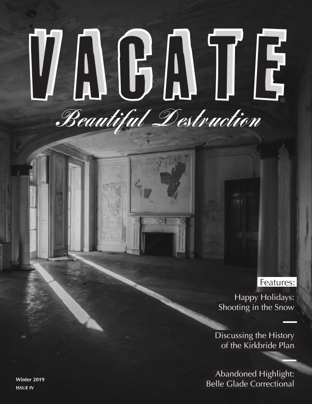 View Vacate Magazine: Issue IV by Amanda Milot