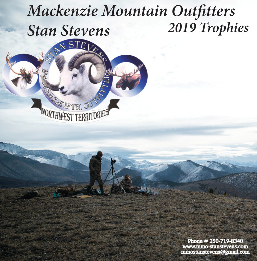 View Mackenzie Mountain Outfitters 2019 by Jessica Stevens