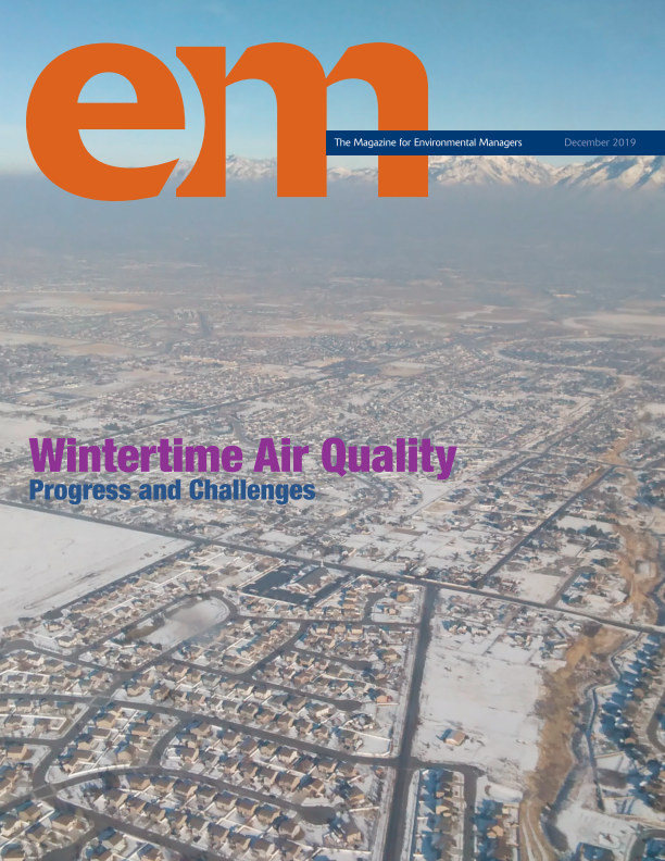 View EM December 2019 by Air and Waste Management