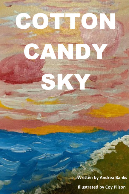 View Cotton Candy Sky by Andrea Banks
