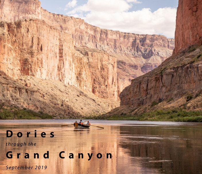 View Dories through the Grand Canyon by Fran Woodworth