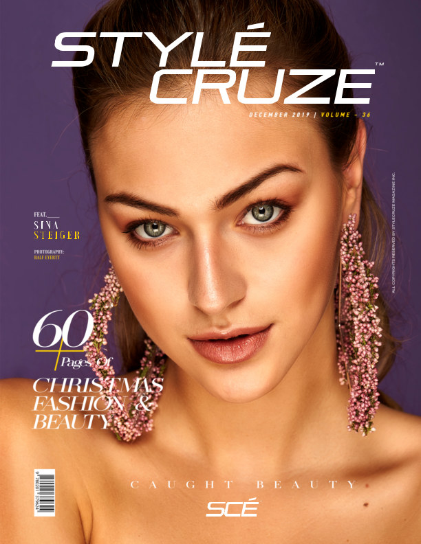 View December 2019 Issue (Vol: 36) | STYLÉCRUZE Magazine by Divyesh Pillarisetty