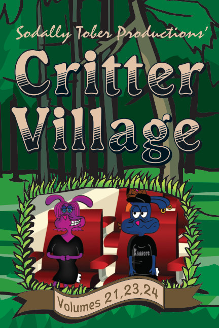 View Criiter Village Vols. 21, 23, 24 by Critter Village Comics